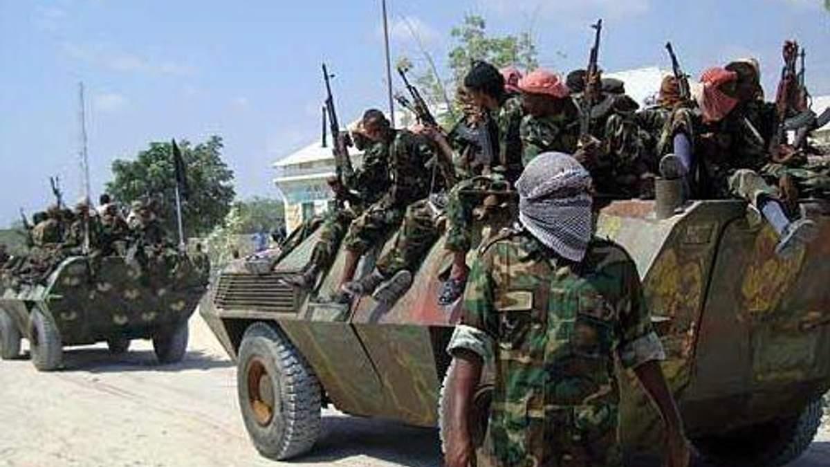 Сомалийские боевики угрожают напасть на Кению