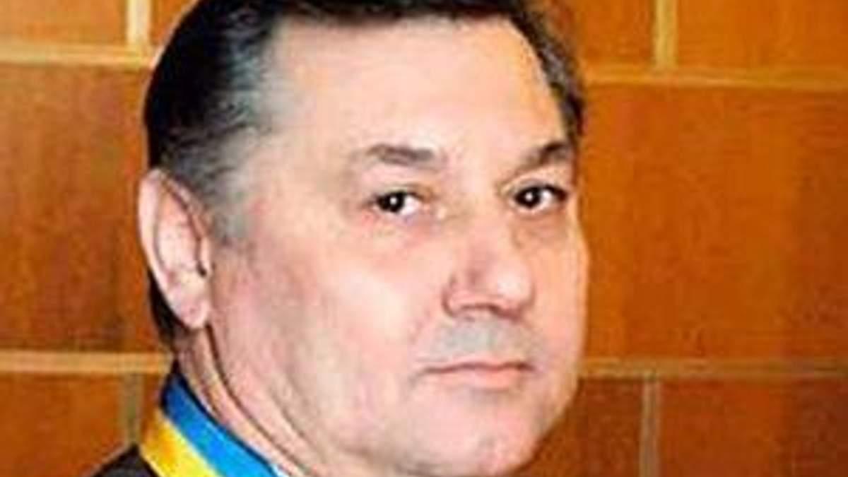 Николай Замковенко - судья, который отпустил Тимошенко в 2001 году