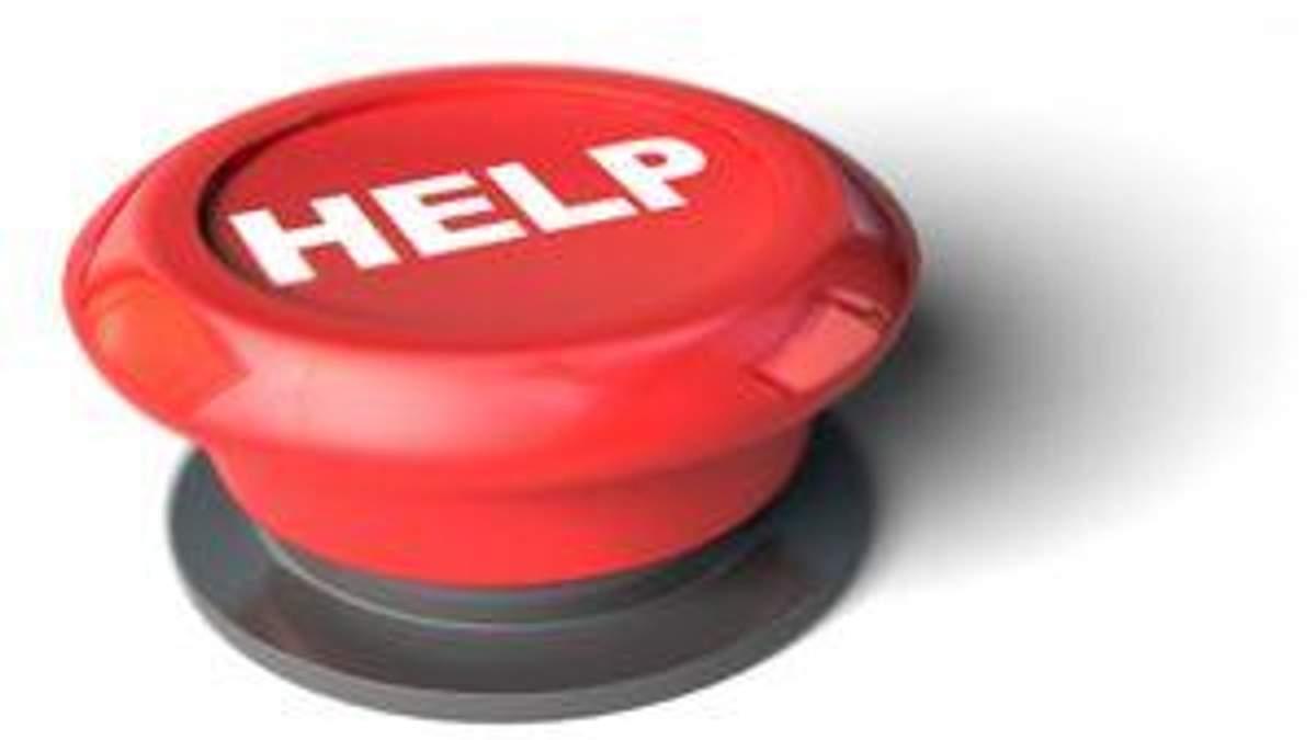 Світ просить про допомогу