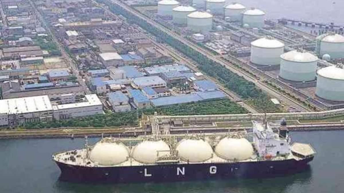 Майбутньому LNG-терміналу в Україні знайшли побратима