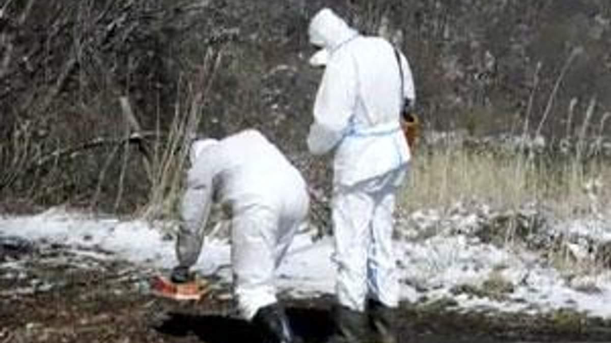 В японской префектуре Фукусима уровень радиации в земле превышает норму