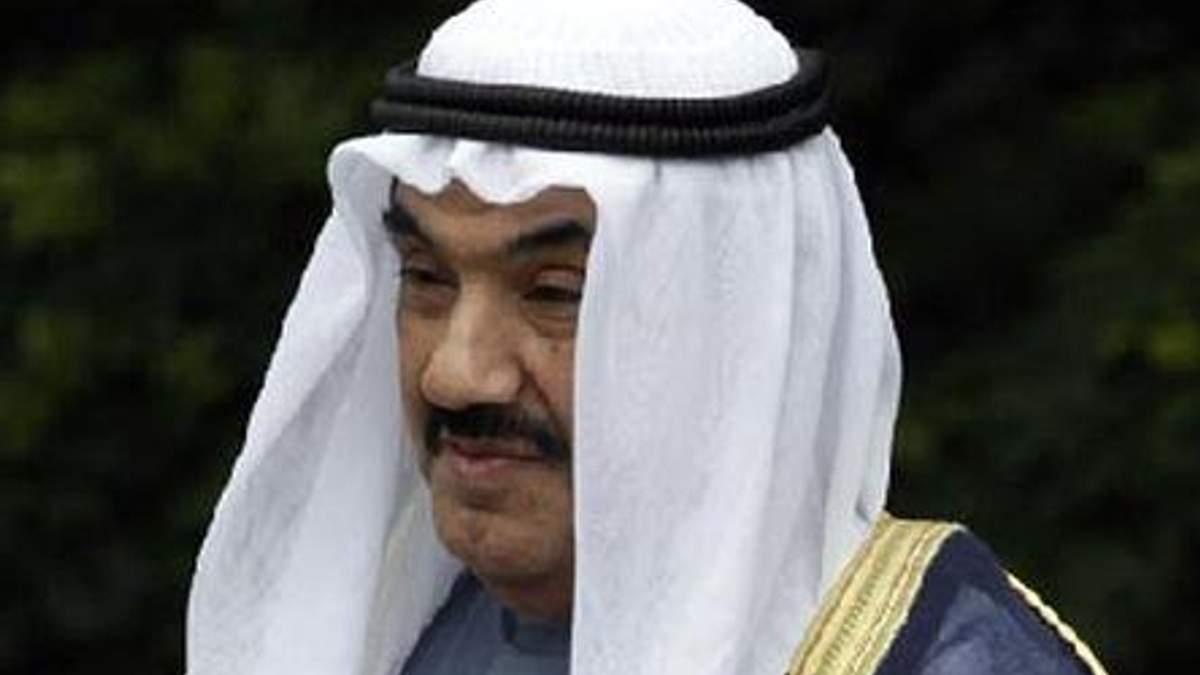 Насера Мухаммада аль-Ахмада ас-Сабаха обвиняют в коррупции
