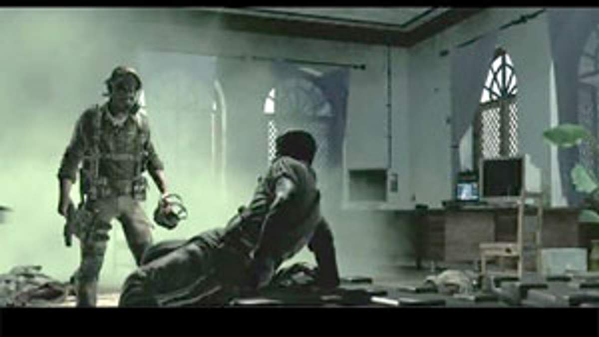 Call of Duty: Modern Warfare 3 утримує лідерство у британському чарті відеоігор