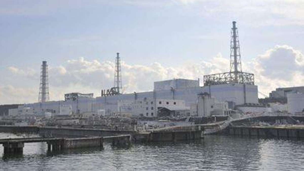 """На """"Фукусиме-1"""" зафиксировали утечку радиоактивной воды"""