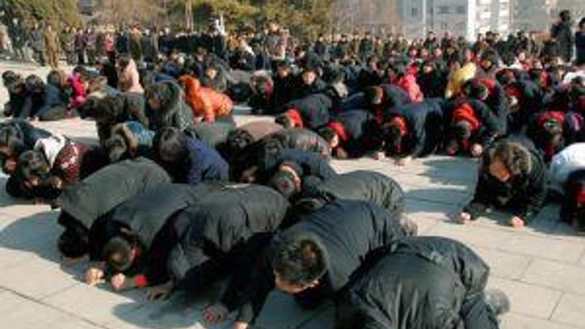 У Пхеньяні розпочалася церемонія прощання з колишнім лідером КНДР