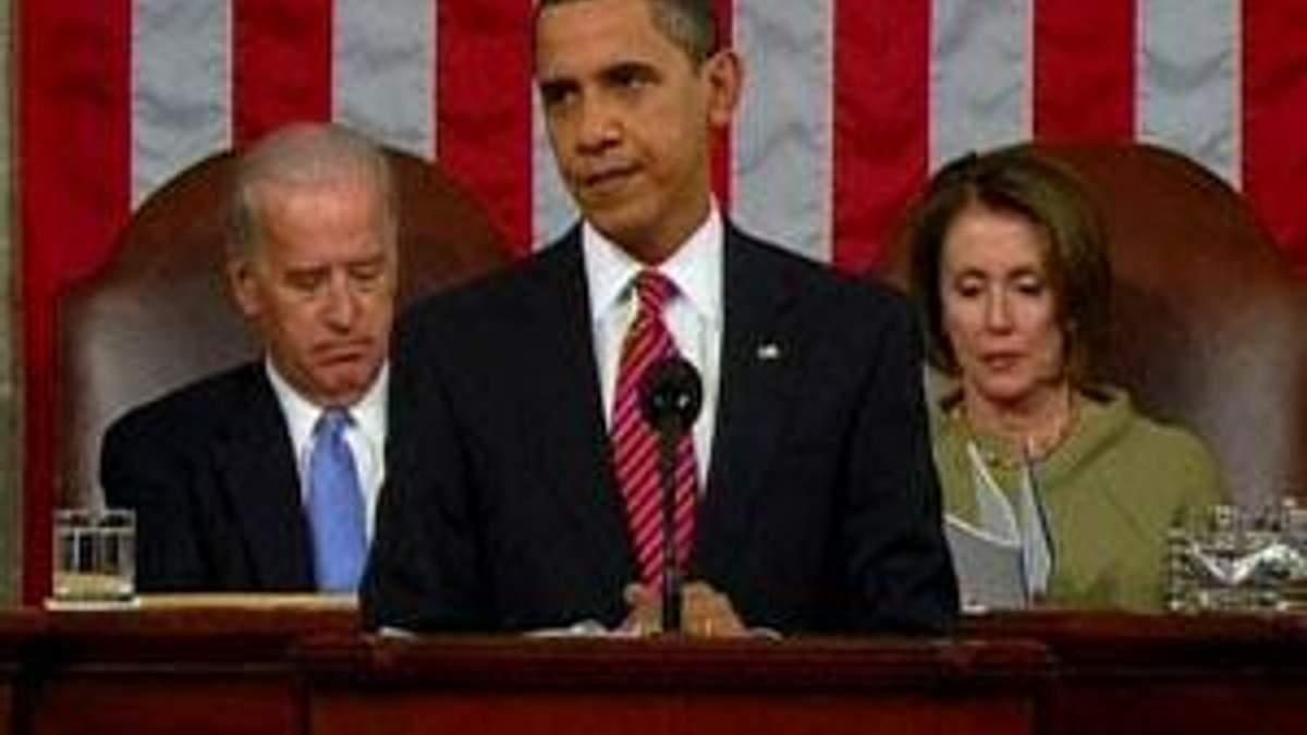 Рейтинг президента США Барака Обами за місяць виріс на 5%