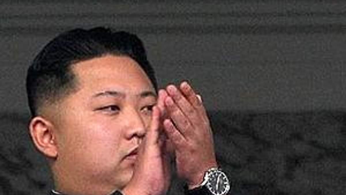 """ЗМІ у КНДР називають сина Кім Чен Іра """"великим сонцем"""""""
