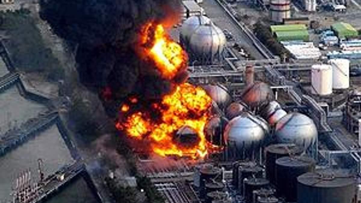 """Доклад: Работники """"Фукусимы-1"""" не знали, что делать во время цунами"""