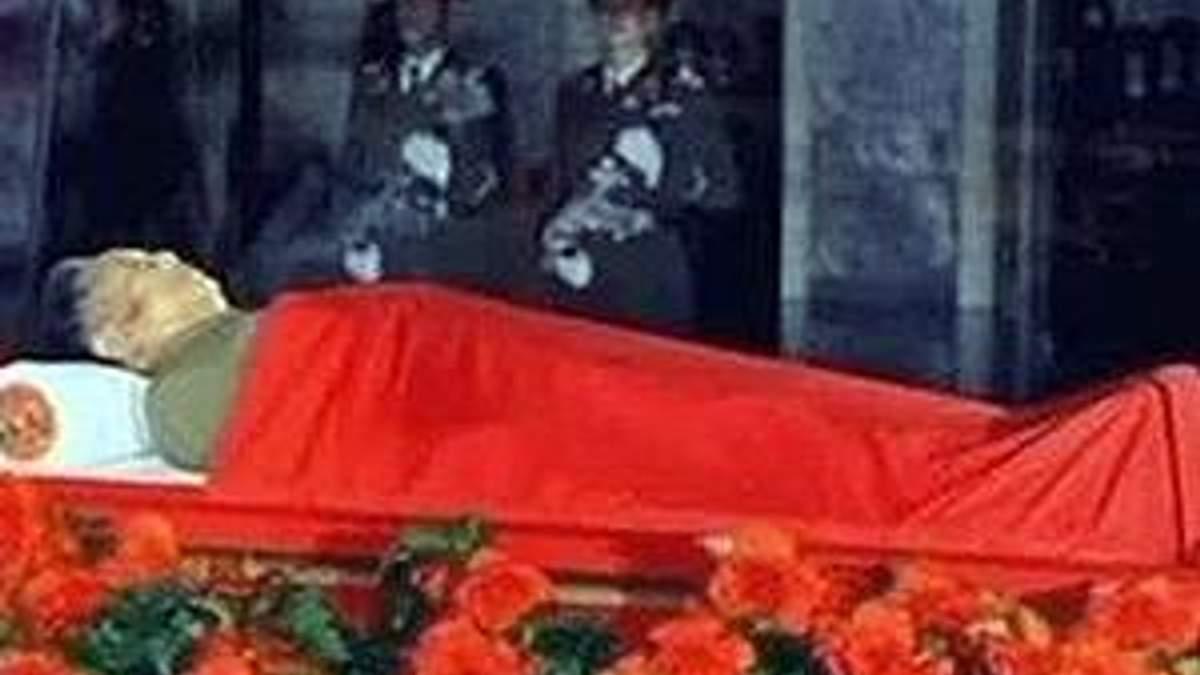 Сегодня хоронят Ким Чен Ира