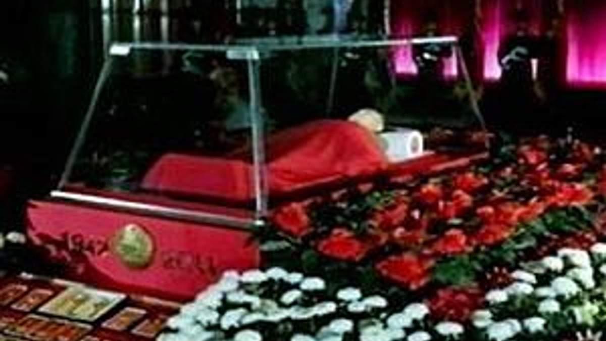 Завершився перший день похоронів Кім Чен Іра