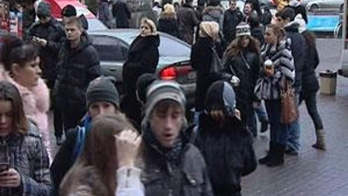 Украинцев рождается на четверть меньше, чем умирает
