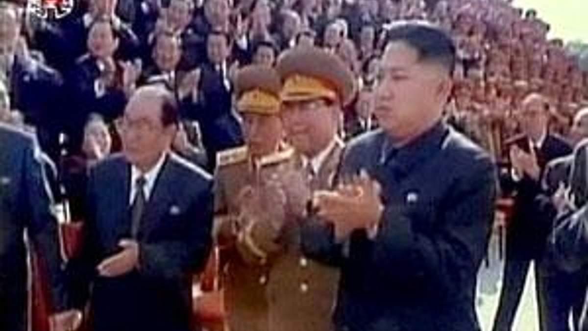 Кім Чен Ин офіційно призначений верховним головнокомандувачем армії КНДР
