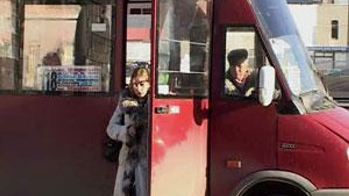 Городская власть Луганске уволила 79 водителей маршруток за хамство