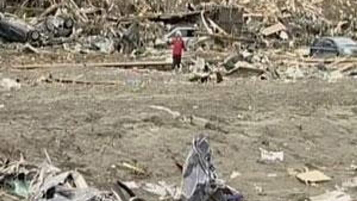 Итоги года: Землетрясение в Японии стал черной страницей в истории страны