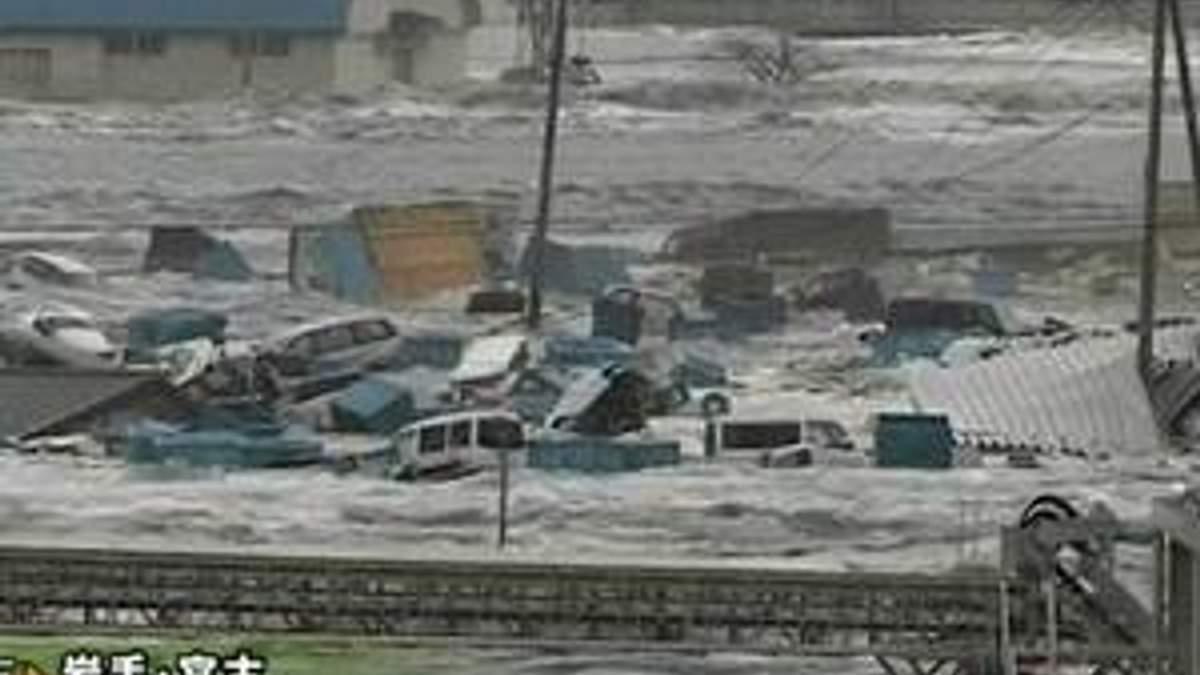 Растет число жертв разрушительного землетрясения в Японии - 11 марта 2011 - Телеканал новин 24