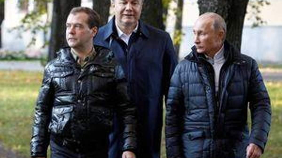 """Перший російський """"наїзд"""" у новому році"""