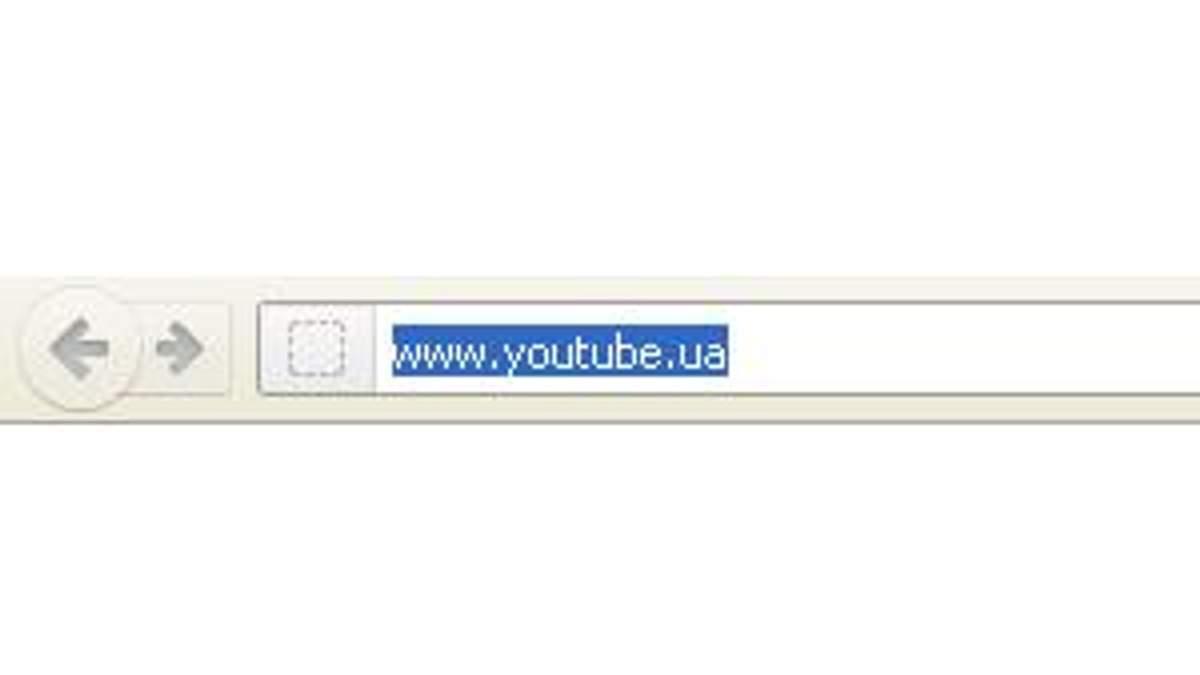 Google відвоювала youtube.ua