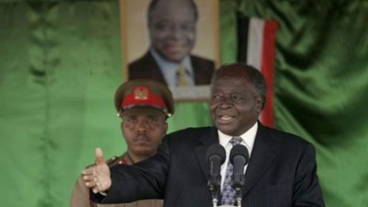 Глава кенийского правительства Мутула Килонс