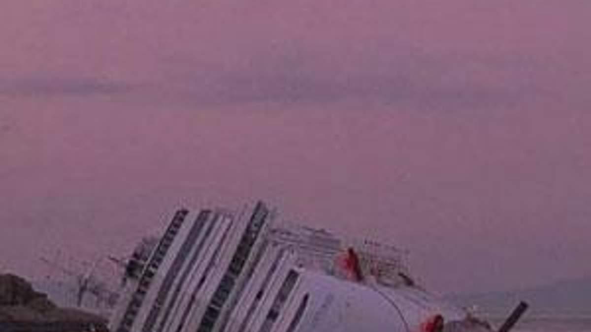 """Історія """"Титаніка"""" повторилася біля берегів Італії"""