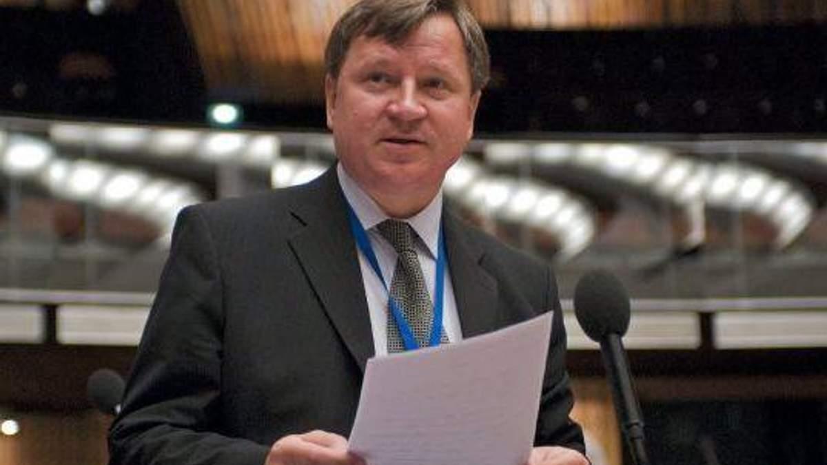 ПАРЄ обговорить легітимність української делегації