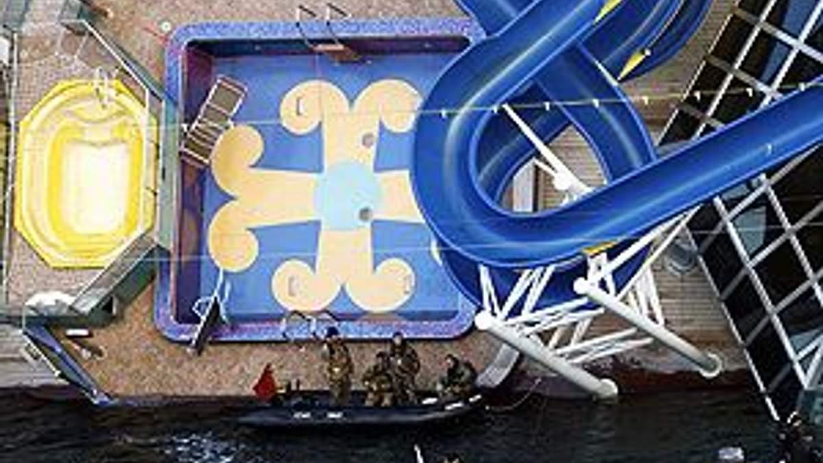 Офіційно: Жертвами катастрофи Costa Concordia стали 15 людей