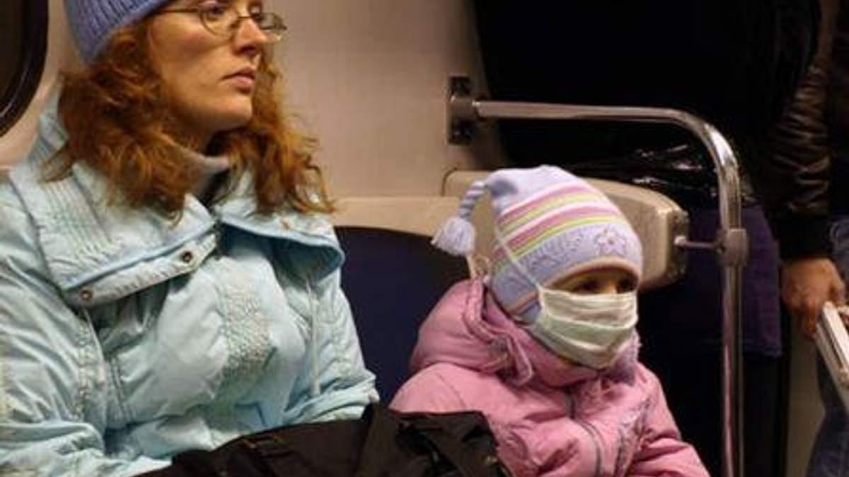МОЗ: У західній Україні зростає кількість хворих на кір