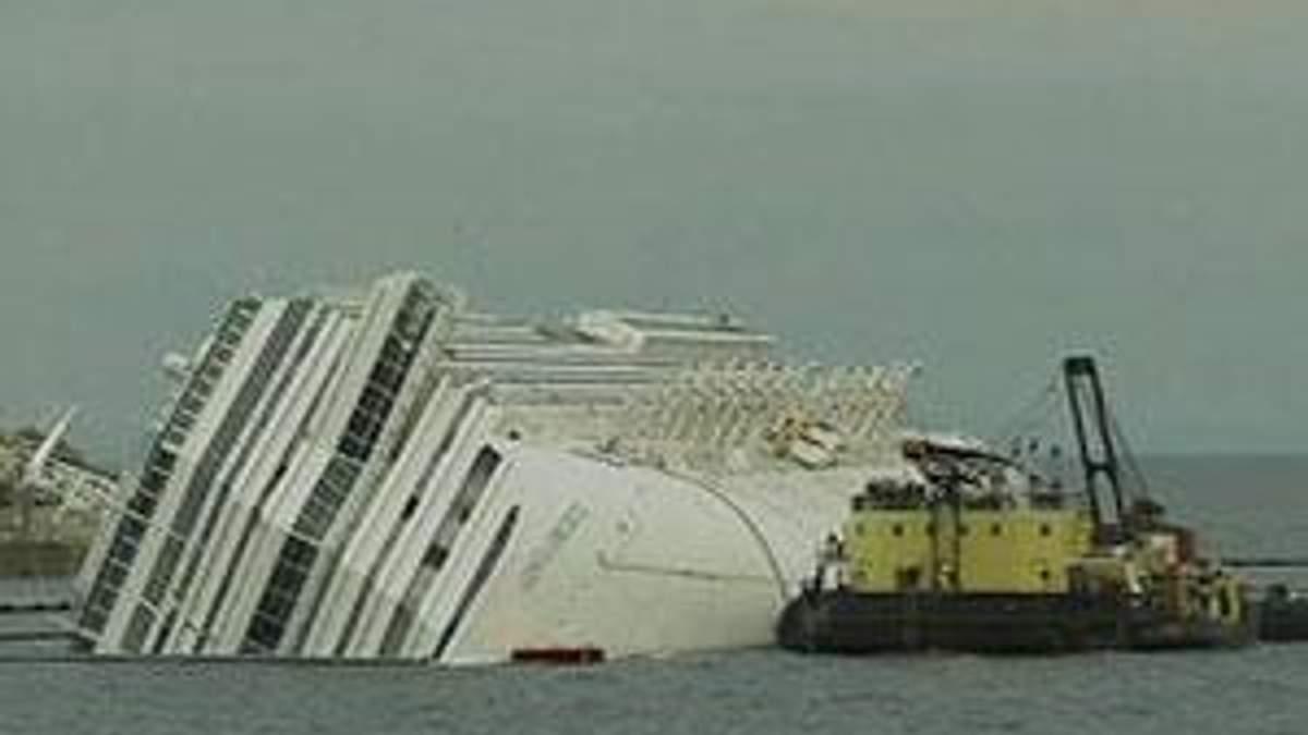 Пасажири Costa Concordia мають отримати по 11 тис. євро