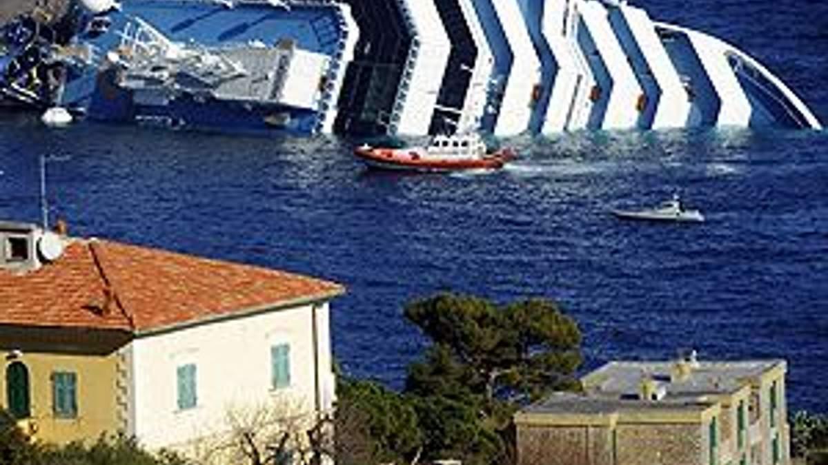 Аварія Costa Concordia: офіційно підтверджені 17 жертв