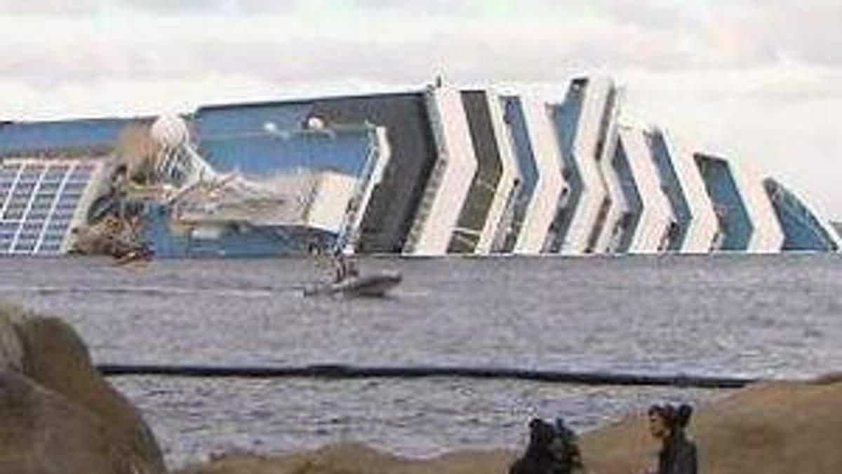 """Шестеро пасажирів """"Costa Concordia"""" захотіли компенсації"""