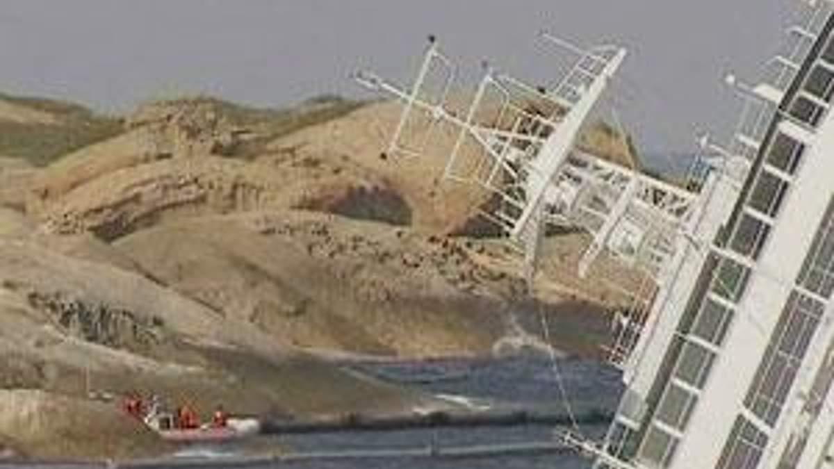 Лайнер Costa Concordia піднімуть до кінця року