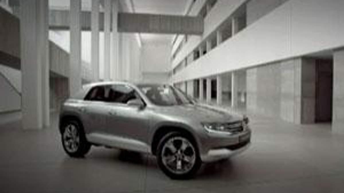 "Концепти Volkswagen Cross Coupe та E-Bugster мають ""серійне майбутнє"""
