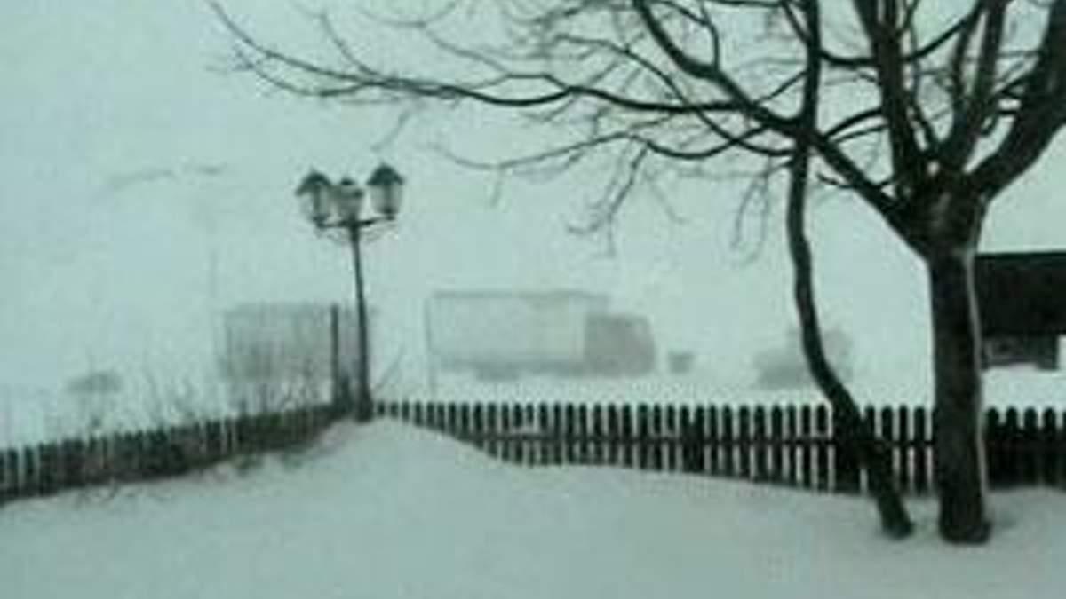 Європа переживає одну з найхолодніших зим за останні десятиліття