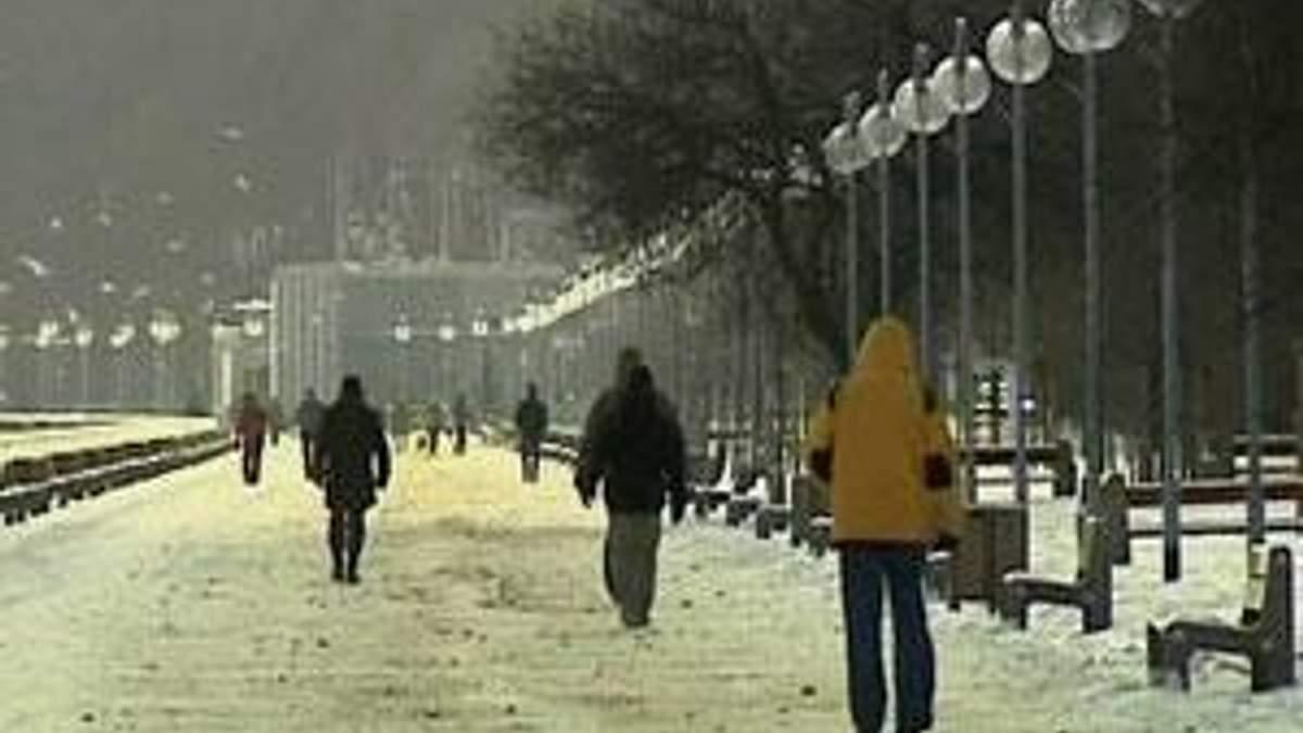 Растет число жертв аномальных морозов в Европе