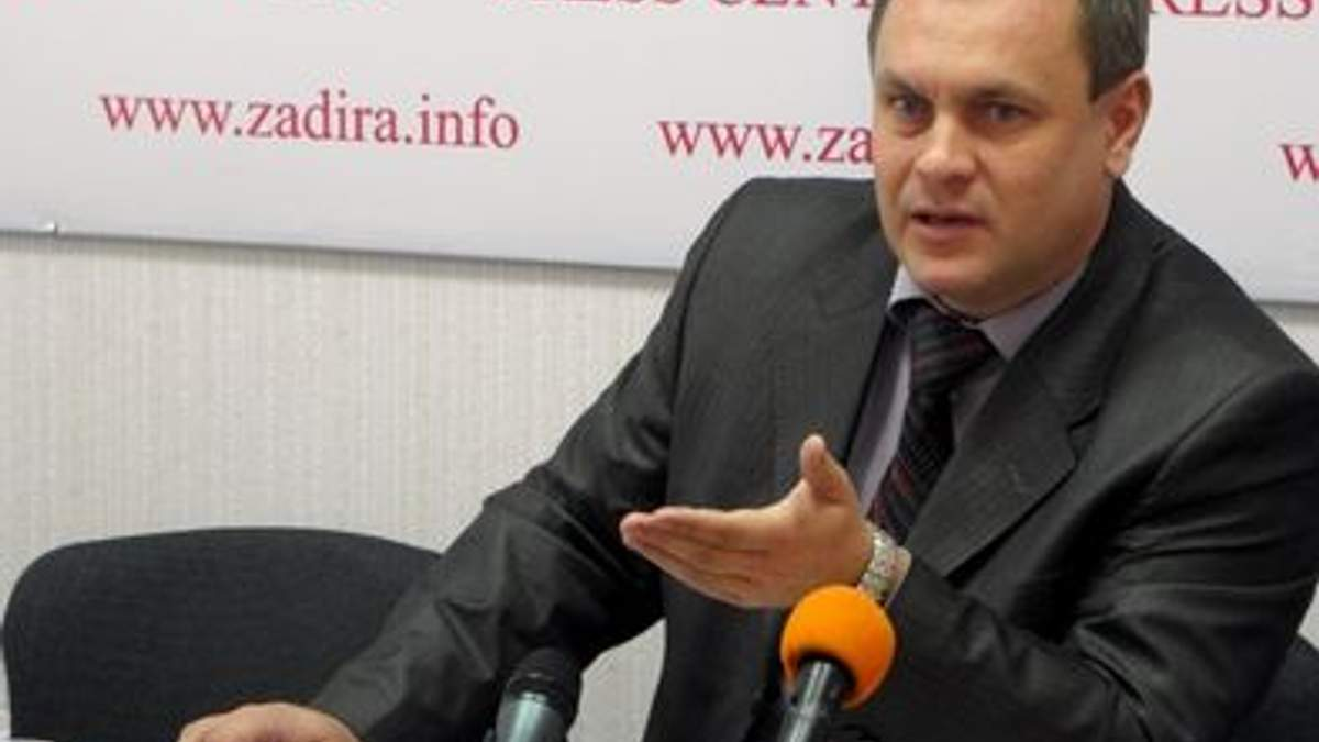 """У """"Реформах заради майбутнього"""" кажуть, що віддали Забзалюку місячну зарплату"""