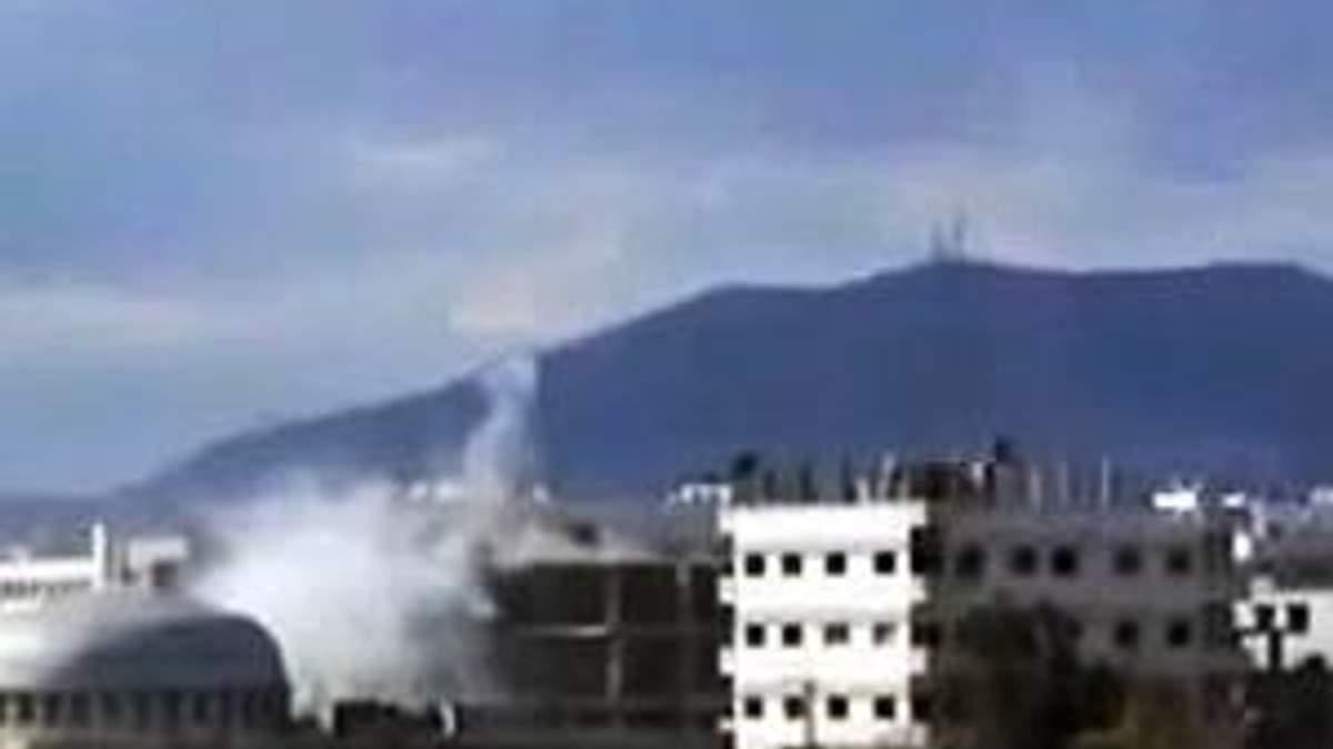 Опозиція Сирії: Внаслідок нападу урядових військ загинули 40 людей