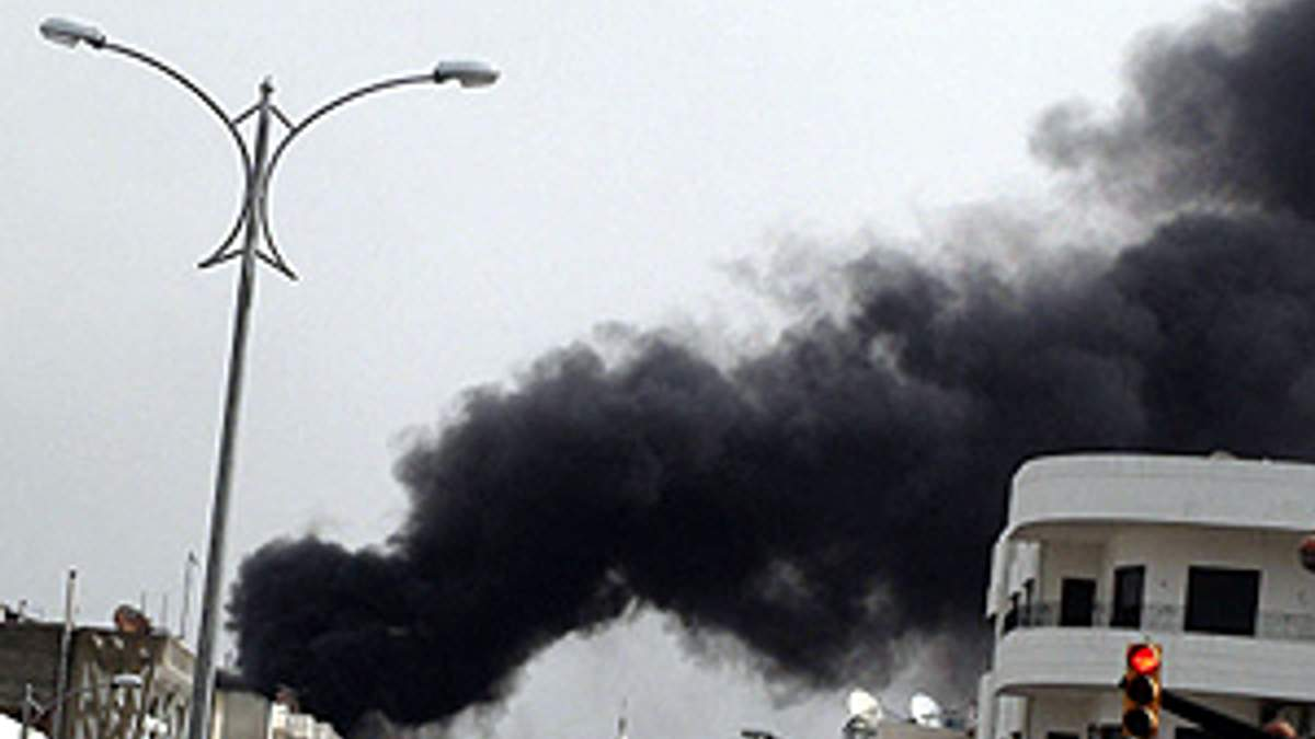 На півночі Сирії відбулись два або три вибухи. Є жертви