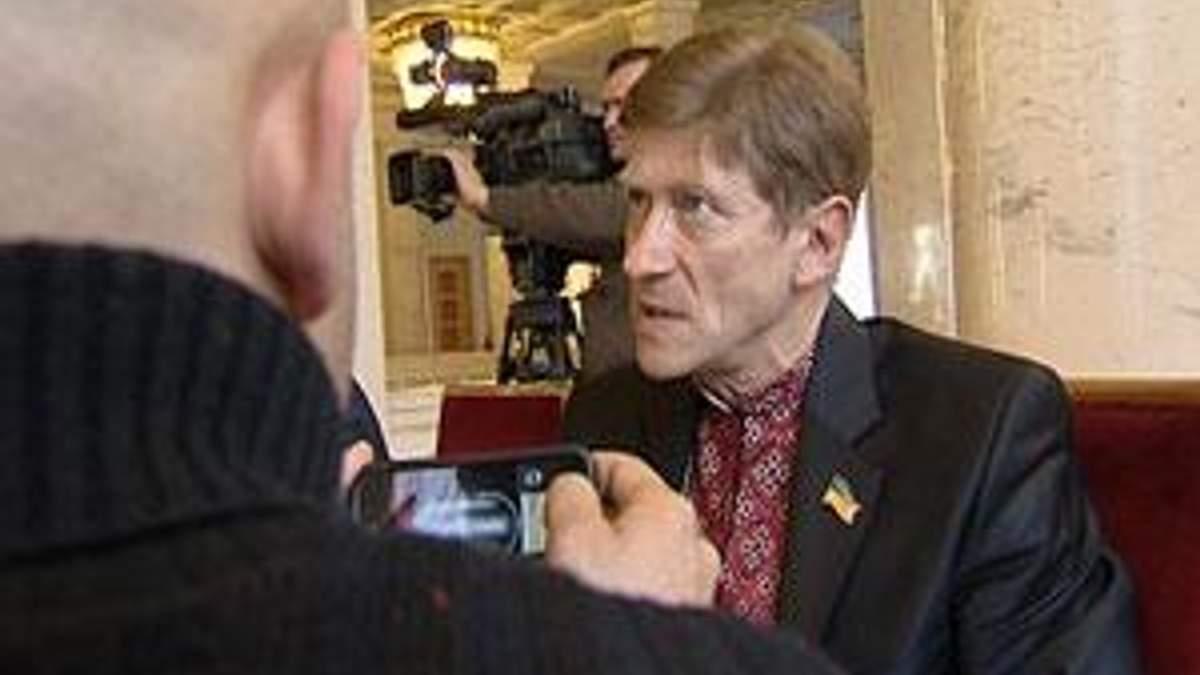 Итог дня: БЮТовец Забзалюк обратился в ГПУ по поводу подкупа депутатов