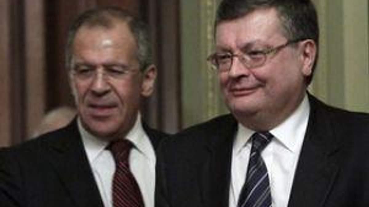 Грищенко і Лавров провели зустріч в Нижньому Новгороді