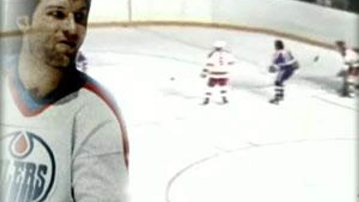 Дейв Семенко - чемпіон з хокейних кулачних боїв