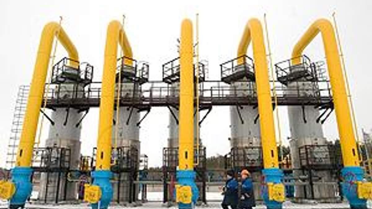 Россия начал переброску транзита с Украины на Белоруссию
