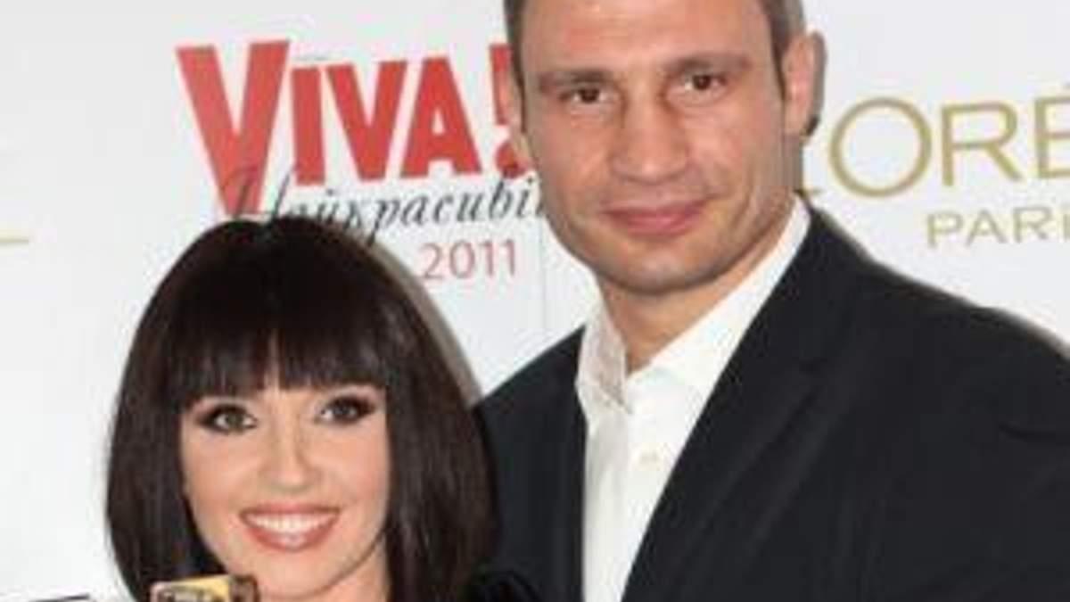 Володимира Кличка та Марченко назвали найкрасивішими українцями