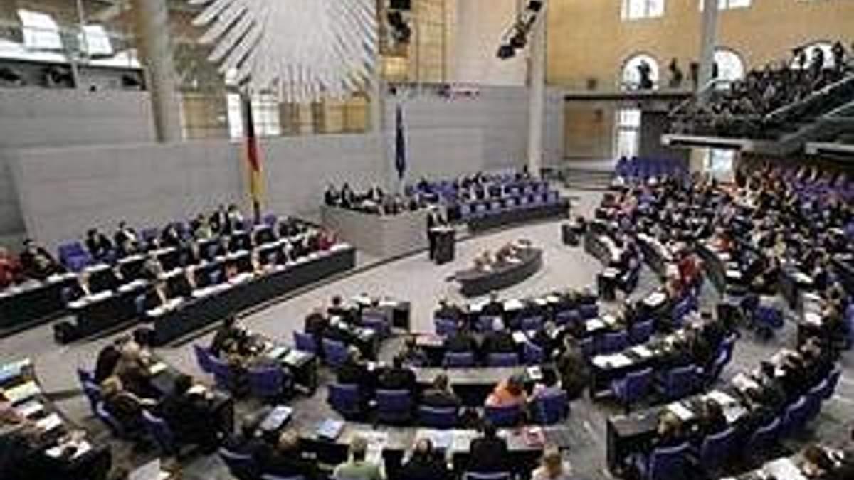 В Германии обсуждают помощь для Греции. Народ - против