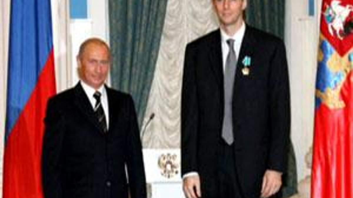 Пророхов - самый высокий кандидат в президенты РФ