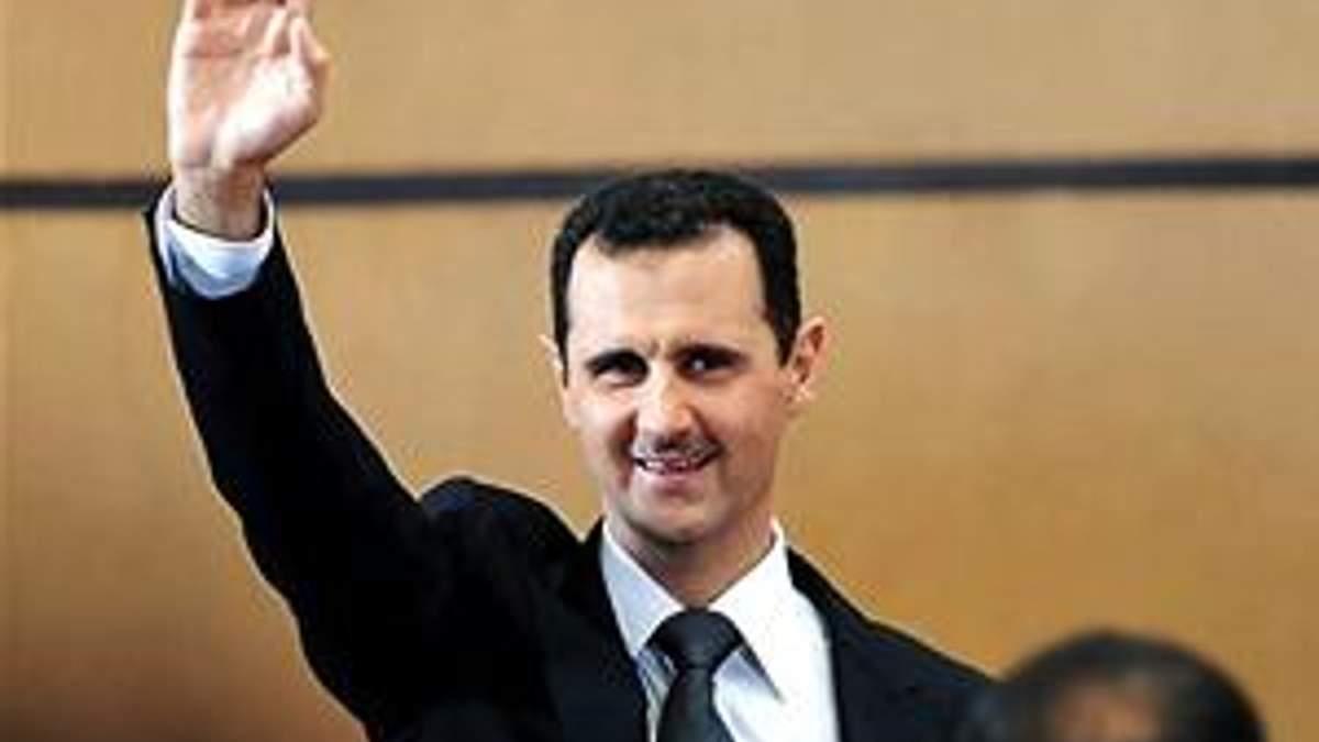 Туніс запропонував Асаду політичний притулок