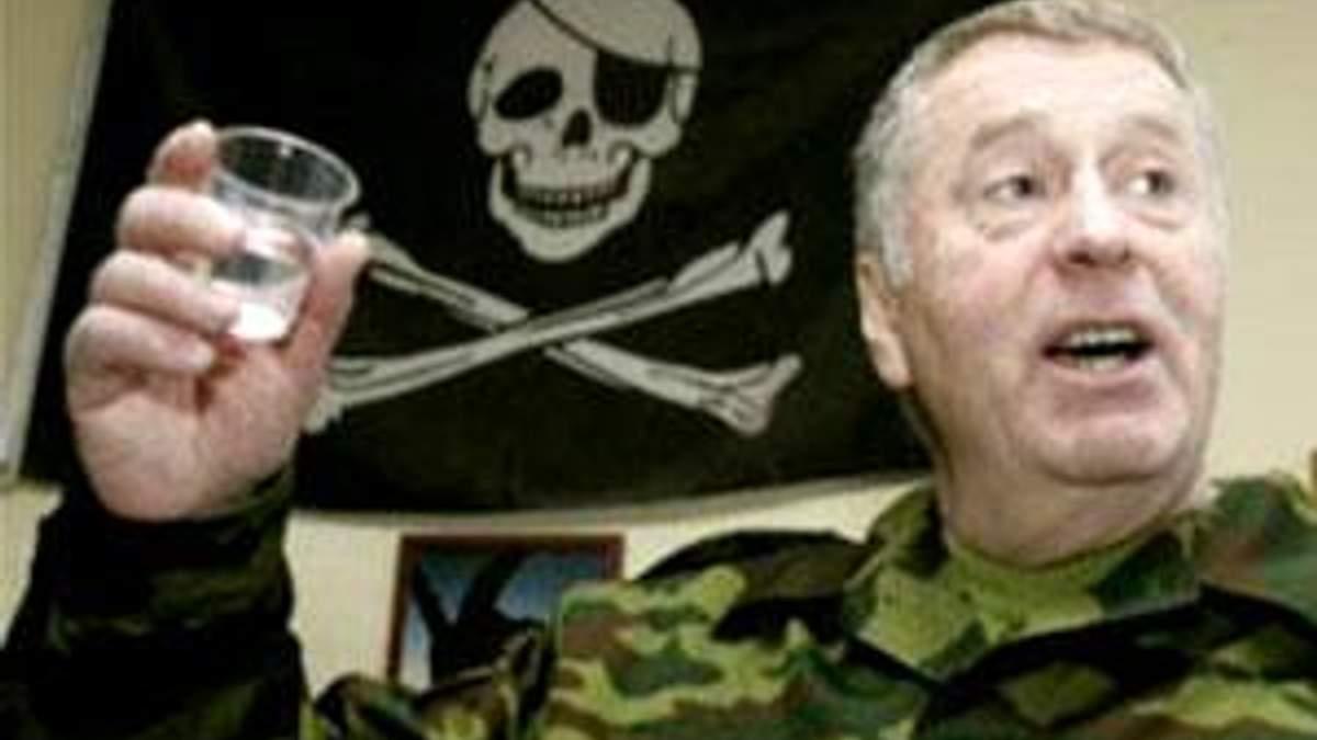 Феномен Жириновского: Человек-скандал пятый раз хочет стать президентом России