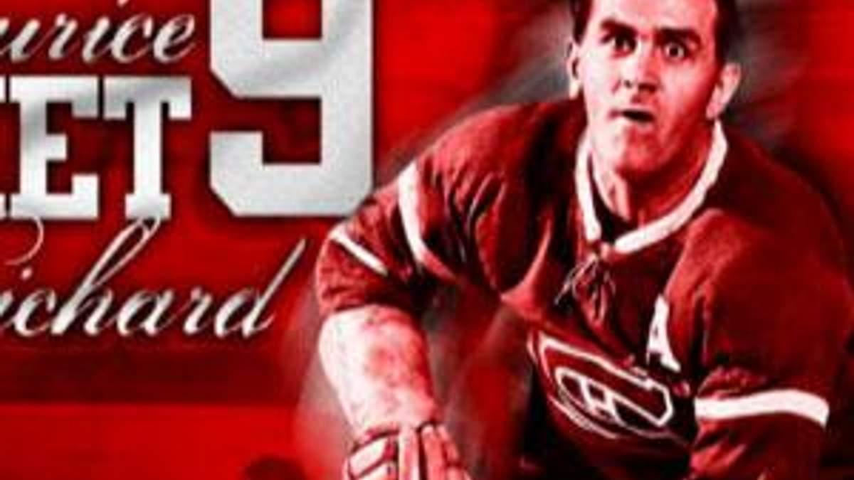Моріс Рішар - хокейна гордість франкомовної Канади
