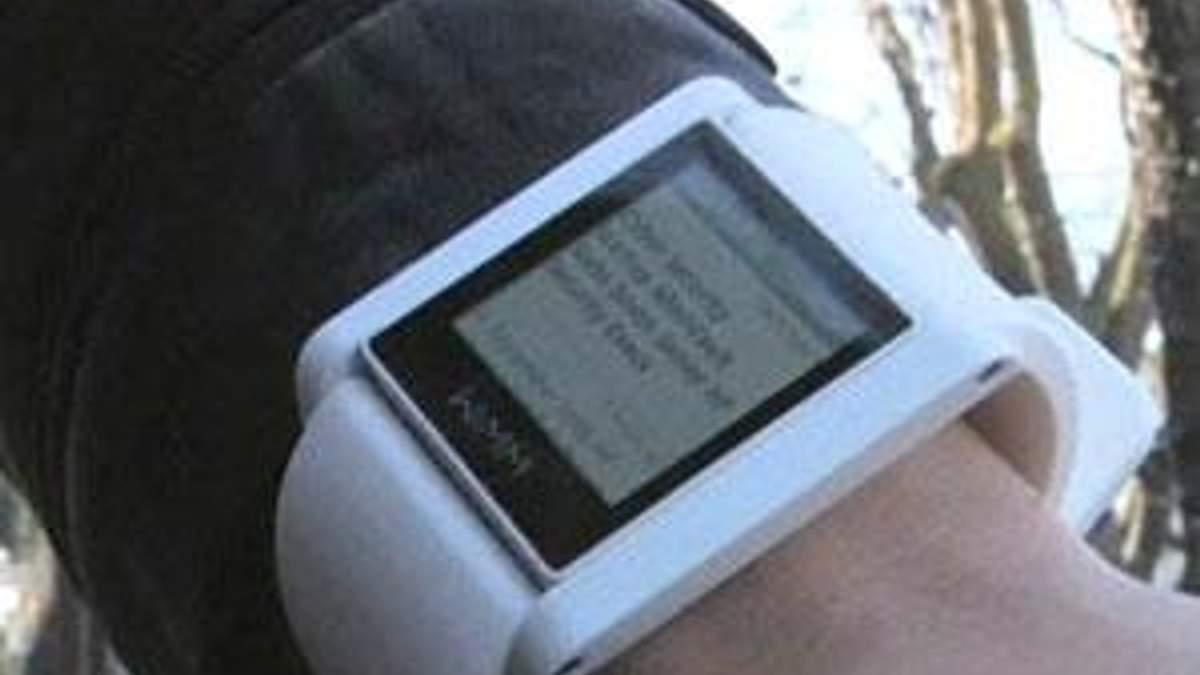 Новая тенденция в мире технологий — крошечные компьютеры, которые можно носить на запястье