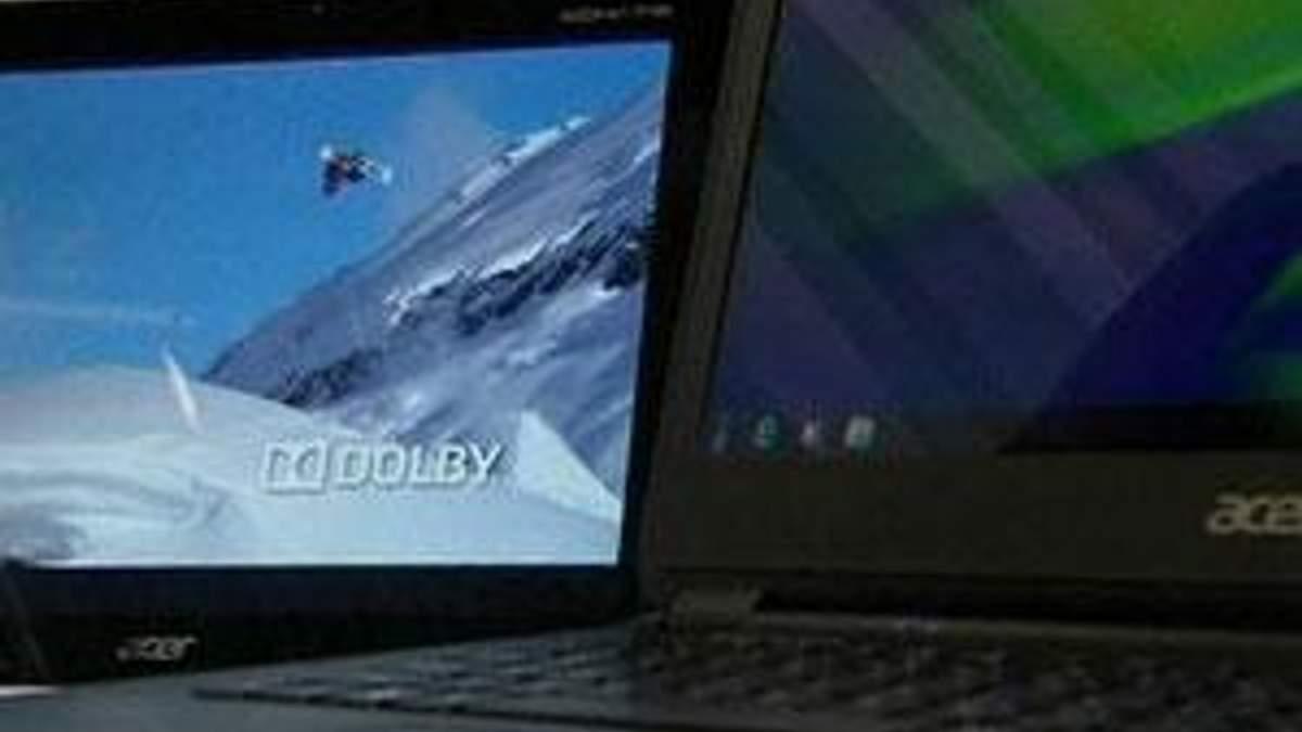 Компания Acer представила сразу 3 суперсовременных компьютера