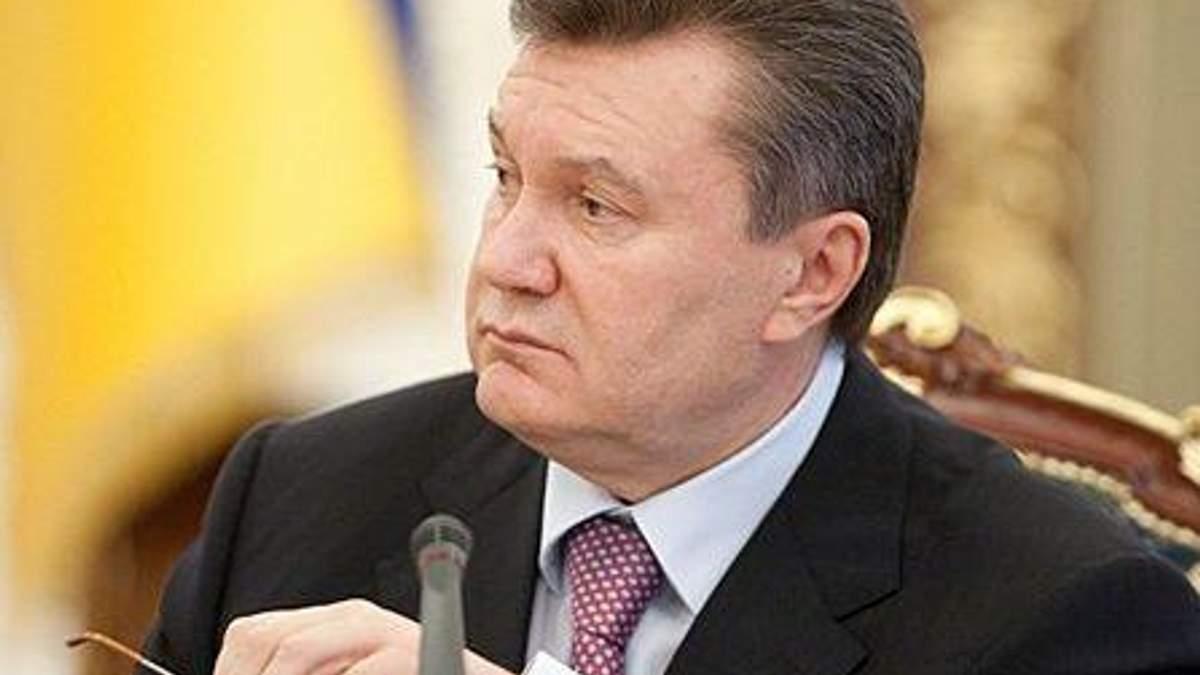 Янукович поручил Пшонке разобраться с николаевскими насильниками