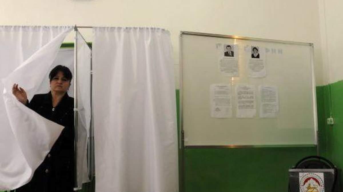 У самопроголошеній Південній Осетії знову обирають президента